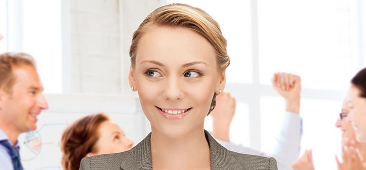 İş Dünyasında Kadın Olmak