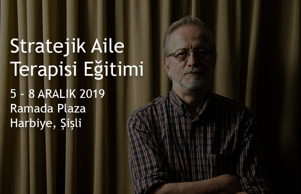 DBE Stratejik Çift ve Aile Terapisi Eğitim ve Süpervizyon Programı - İzmir